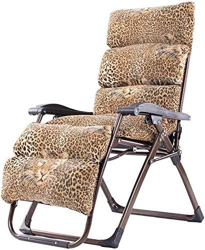 Zero Gravity Patio Lounger Chair Übergroßer OutdoorFolding Sun Deck Chair Liegender Gartenstuhl Home Lounge Chair Mit Cottoon Pad Support
