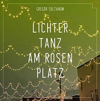 Lichtertanz am Rosenplatz