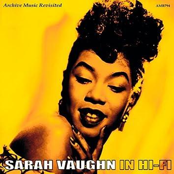 Sarah Vaughn in Hi-Fi
