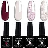 Allenbelle Esmaltes Permanentes Para Uñas Nail Art...