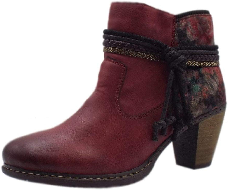 Rieker Damen Z1580 Stiefel & & & Stiefeletten  015054