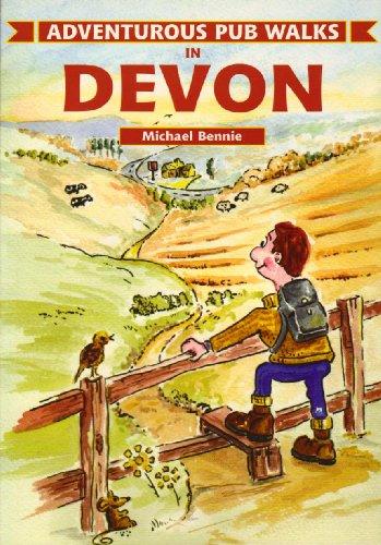 Adventurous Pub Walks in Devon