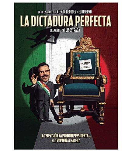 LA DICTADURA PERFECTA [NTSC/ DVD. Import-Latin America] DAMIAN ALCAZAR,JOAQUIN COSIO,SERGIO MAYER.