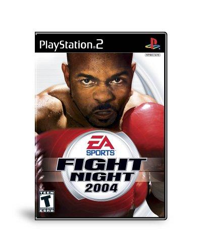 Fight Night 2004 - PlayStation 2