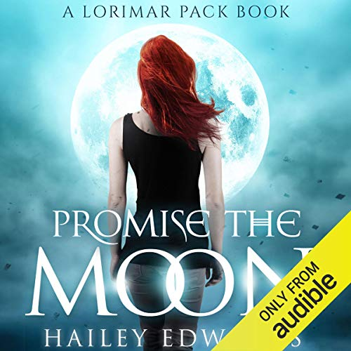 Promise the Moon audiobook cover art