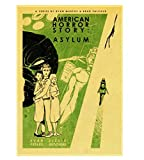 LGXINGLIyidian American Horror Story TV Retro Canvas Painting Poster Wall Art Print Stickers para La Sala De Estar Pinturas Decorativas Sin Marco Z306 40X50Cm