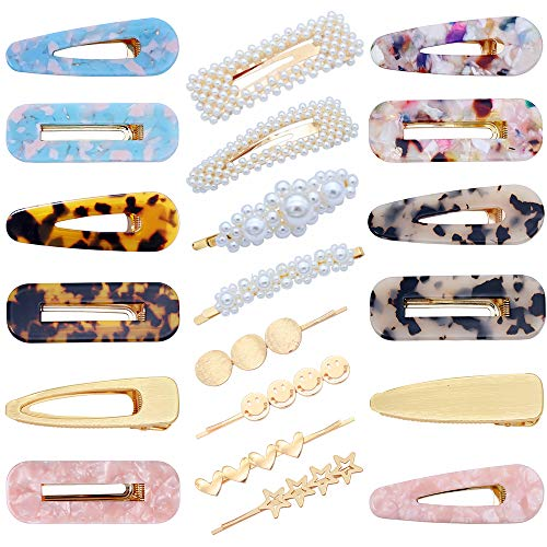 Hair Clips are inexpensive Easter basket stuffers for teen girls