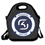 trydoo SK Gaming Logo bolso bolsas de almuerzo Bolsas de almuerzo