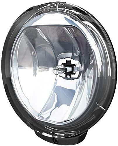 HELLA 1F6 010 952-821 Fernscheinwerfersatz - Comet FF 500 - FF/Halogen - H3 - 12V - rund - glasklare Streuscheibe - transparent - Anbau - Einbauort: links/rechts - Menge: 2 - Set