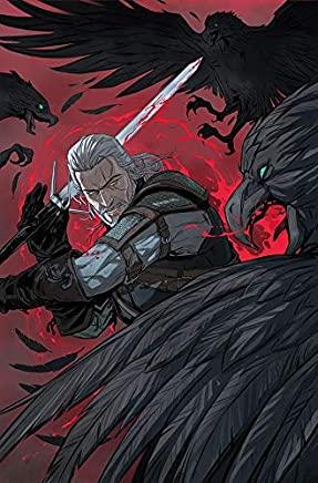 Witcher: Of Flesh and Flame #4 (The Witcher) (English Edition)