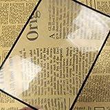 HD Ayudas para la visión- Lupa, 1 unids Libro Página Ampliación Lupa Lupa X3 180x120mm Conveniente A5 Plano PVC Lupa Lupa Lamenta Lectura Lente de Lente CÓDIGO: BDSR-110