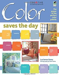 Color Saves the Day: The Power of the Perfect Color Palette (Home Decorating) (English and English Edition)
