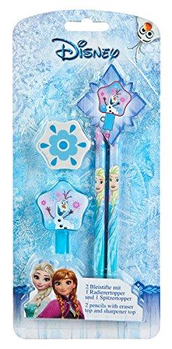 Undercover FRZH0153 - Bleistiftset Disney Frozen