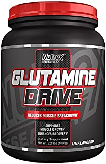 Nutrex Glutamine Drive Supplement, 2.20 Pound