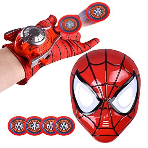 Máscara Spiderman  marca NuGeriAZ