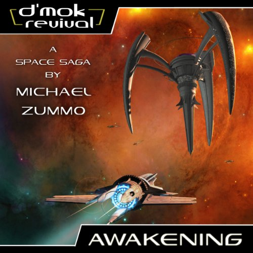 D'mok Revival: Awakening audiobook cover art
