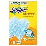 Swiffer Cepillo de limpieza, azul, lote de 5 (5 x 4 recambios)