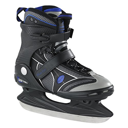 Balzer Tiger Herren Schlittschuhe Hockey Skates Blue Eye