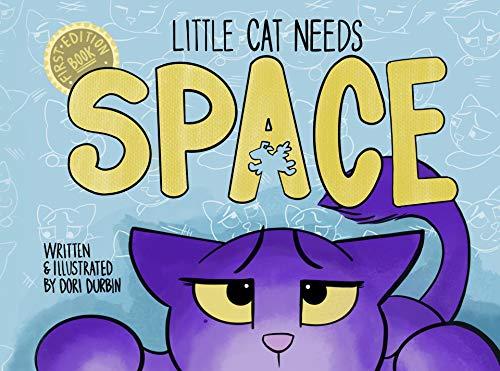 Amazon.com: Little Cat Needs Space eBook: Durbin, Dori: Kindle Store