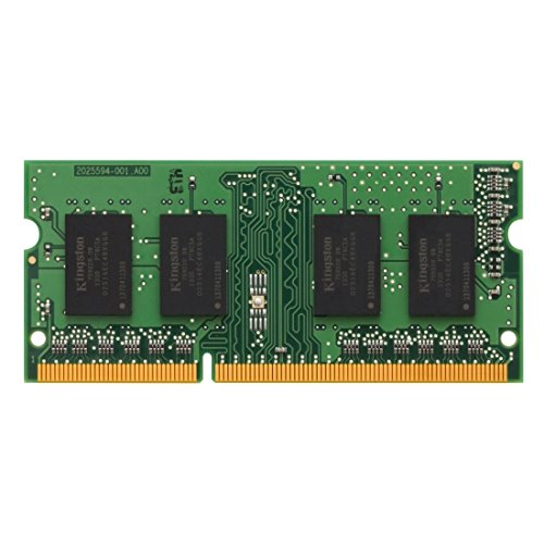 Kingston KCP313SS8/4 - Memoria RAM para portátil de 4 GB (1333 MHz SODIMM, DDR3, 1.5 V, CL9, 204 Pines)