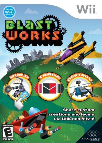 Wii - Blast Works: Build Trade Destroy