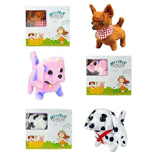 """Haktoys ATS Assorted Toy Puppies 