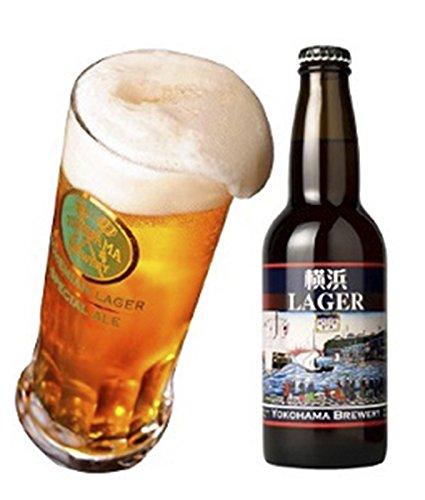横浜ビールJABC金銀銅受賞ビール3銘柄(金:ヴァイツェン/銀:ラガー/銅:ピルスナー)飲み比べ6本セット