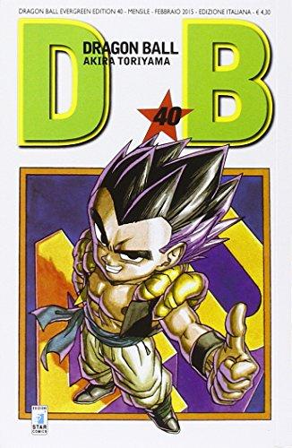 Dragon Ball. Evergreen edition (Vol. 40)