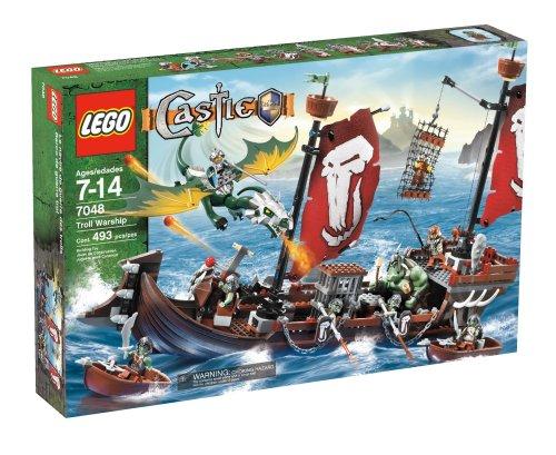 LEGO Castle Troll Warship by LEGO