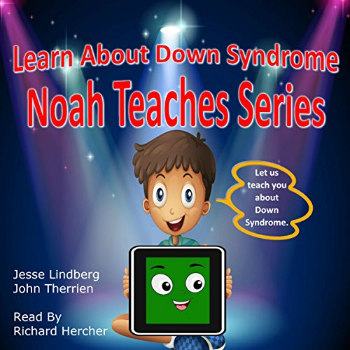 Learn About Down Syndrome audiobook cover art