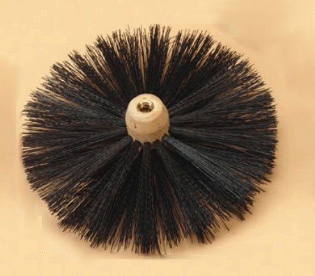 """Worcester Sweepsall 16"""" Round Brush (23516) for Chimney Cleaning by Copperfield Chimney Sup"""