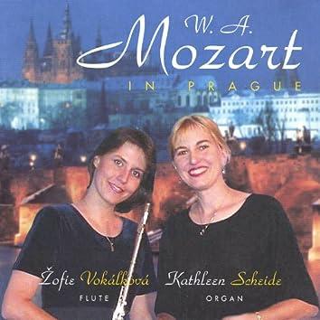 W. A. Mozart in Prague