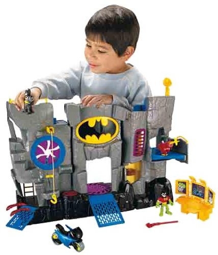 Fisher-Price Imaginext Adventures DC Super Friends Bat Cave