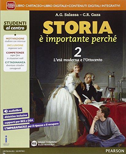 Storia è importante perché. Per la Scuola media. Con e-book. Con espansione online: 2