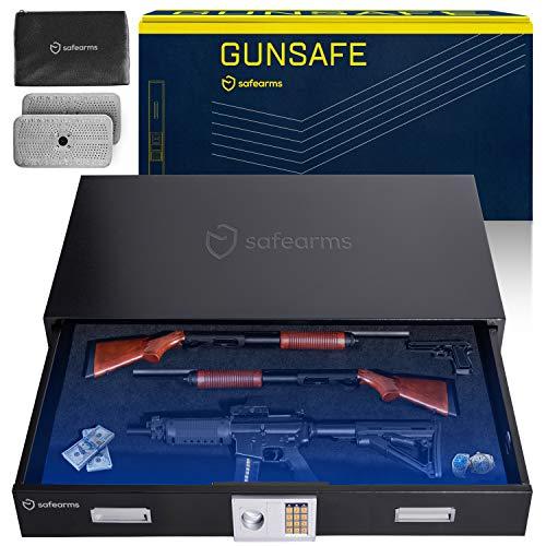 Under Bed Gun Safe - Under Bed Safe Gun...