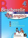 Anglais 4e - Cahier d'exercices