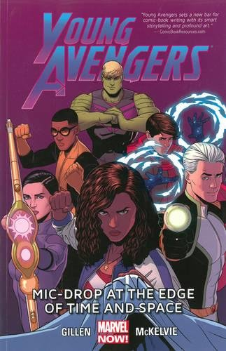 young avengers vol 1 - 6