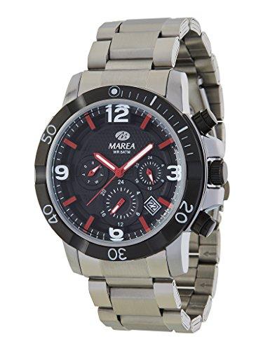 Reloj Marea Hombre B41207/1 Acero Multifunción