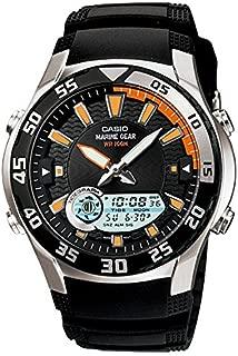 Casio Casual Watch Analog-Digital Display Quartz for Men AMW-710-1AV