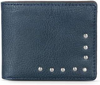 Baggit Men's Synthetic Wallet (Blue) (Jumanji Y G Z)