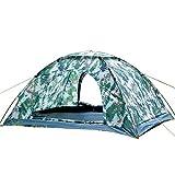 XAJGW 2 Personne 3-4 Saison Tente de Randonnée Légère pour Camping Randonnée Voyage Camping en Plein Air Anti-Lumière Pluie Plage Pêche Loisirs