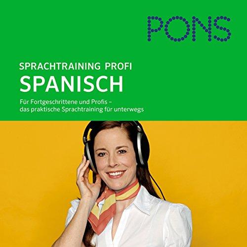 PONS mobil Spanisch Sprachtraining - Profi Titelbild