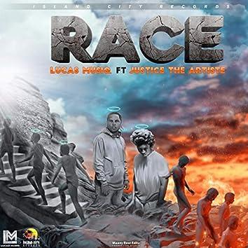 Race (feat. Justice the Artiste)