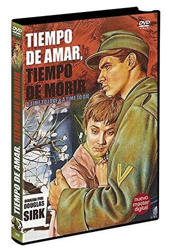 Tiempo De Amar, Tiempo De Morir Dvd (import) (dvd) (2014) John Gavin , Lieselotte Pulv