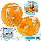 Daliyer Schwimmflügel Kinder, Schwimmhilfe und Swimsafe Gerät für Anfänger, Schwimmring für 1-4...