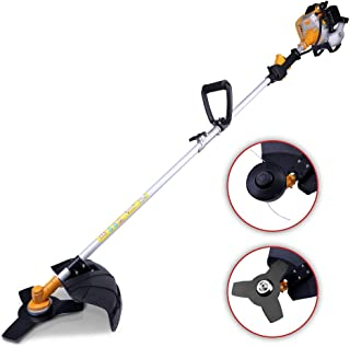 gas powered grass cutter