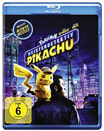 Pokémon Meisterdetektiv Pikachu [Blu-ray]