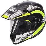 Arai Tour-X4 Mesh-Yellow Motorradhelm, XS
