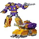 JINJIND Juguetes de Transformers, Dominio de Siege Cybertron, Transformación de Impactor Desformación Autobot Robot Actuación Figura Modelo Regalo Favorito para Niños