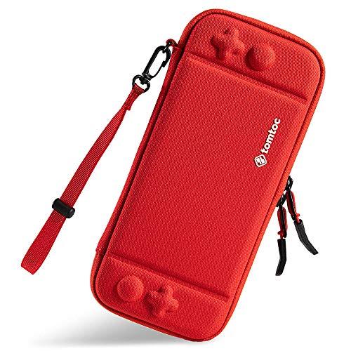 Funda Ultra Delgada de Transporte para Nintendo Switch, tomtoc Estuche...